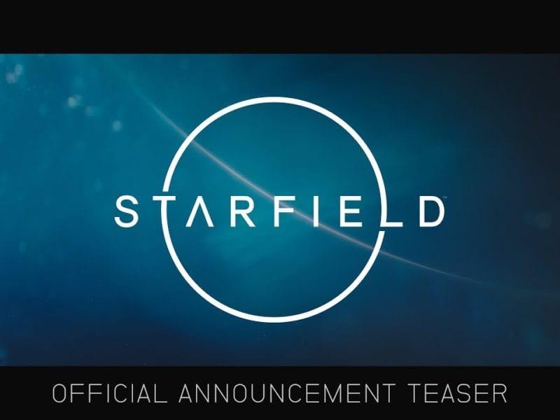Starfield официальный тизер